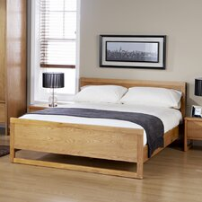 Cherry Double Bed Frame