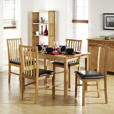 Buckingham 5 Piece Dining Set
