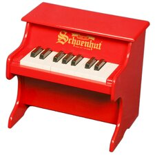 <strong>Schoenhut</strong> My First Piano in Red