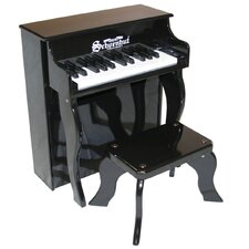 <strong>Schoenhut</strong> Elite Spinet Piano in Black