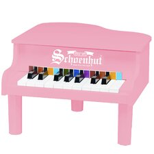 Mini Grand Piano in Pink
