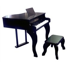 <strong>Schoenhut</strong> 30 Key Fancy Baby Grand in Black