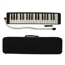 Melodica Keyboard in Black