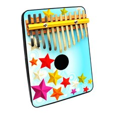 Stars 12 Note Thumb Piano