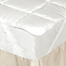 Silk Filled Mattress Pad