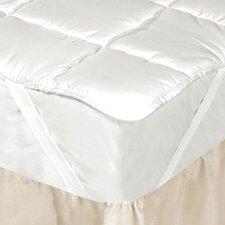 Silk Filled Mattress Pad