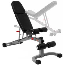 Commercial FID Adjustable Olympic Bench