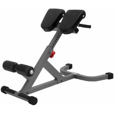 Commercial Back Hyperextension Bench
