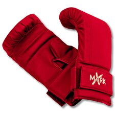 Large Bag Gloves in Red