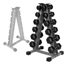 Vertical Dumbbell Rack