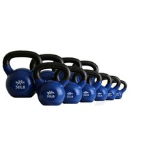 5 lbs - 50 lbs Vinyl Coated Kettlebell Set