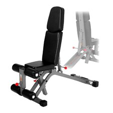 Commercial Rated FID and Ab Combo Weight Bench