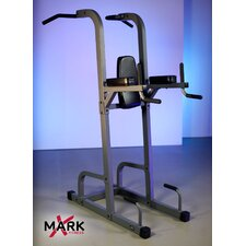 Commercial VKR Vertical Knee Raise with Dip and Pull Up Station Power Tower