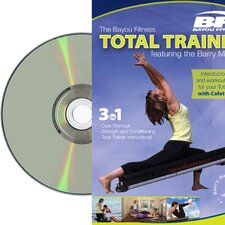 <strong>Bayou Fitness</strong> DVD Featuring the Barry Method