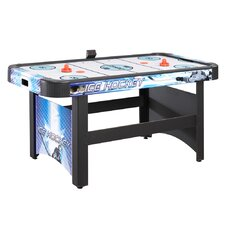 Face-Off 5' Air Hockey Table w/ Electronic Scoring