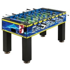<strong>Hathaway Games</strong> Crossfire Soccer Foosball Table