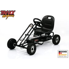 Lightening Pedal Go-Kart in Titan Black