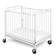 Chelsea Euro Clear Choice Mini Non-folding Crib