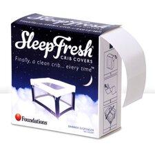 SleepFresh The Foundations Ribbons Crib Cover (Set of 3)