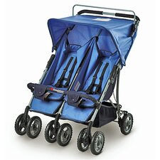 <strong>Foundations</strong> Duo - SS Double Side - By - Side Stroller