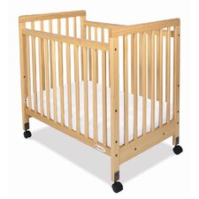 <strong>Foundations</strong> SafetyCraft Compact Size Slatted Crib