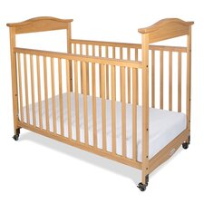 <strong>Foundations</strong> Biltmore Safereach Fixed Side Clearview Compact Crib