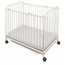 <strong>Foundations</strong> Chelsea Compact Steel Non-Folding Crib
