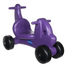 Puppy Dog Ride - On / Walker with Handles in Purple