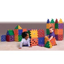 <strong>CarePlay</strong> Grid Blocks Building Set (Set of 48)