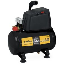 3 Gallon Oil Free Air Compressor
