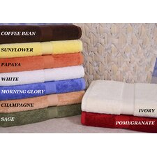 All American Bath Cotton Line Towel (Set of 4)
