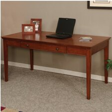 Hudson Valley Writing Desk with Hidden Keyboard Tray