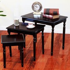 <strong>Mega Home</strong> 3 Piece Nesting Tables