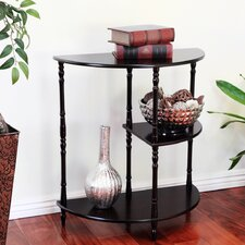 Multi Tiered End Table