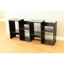 "Display Cabinet 23.62"" Bookcase"