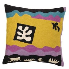 <strong>Zaida UK Ltd</strong> Matisse Flower Cutout Cushion Cover