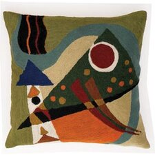 Kandinsky Abstraction Cushion Cover