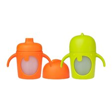 <strong>Boon</strong> Modster Sippy 7 oz Soft Spout Cup (Set of 2)