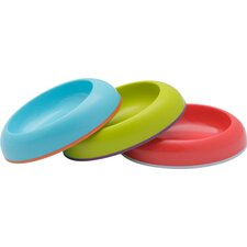 DISH Edgeless Stayput Bowl 3 pack