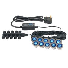 Ikon 10 Light Decking Light Kit