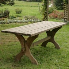 Nowy Targ Rectangular Wood Dining Table