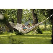 Brasilia Spreader Bar Hammock in Cappuccino