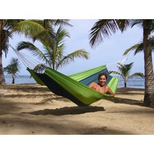 Silk Traveller Forest Outdoor Hammock in Green-Green