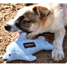 Bottlenose Dolphin Dog Toy