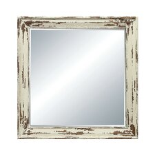 Haven Wood Framed Mirror
