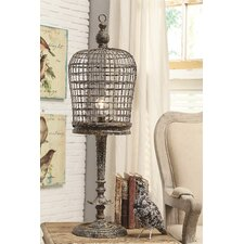 Haven Birdcage Table Lamp