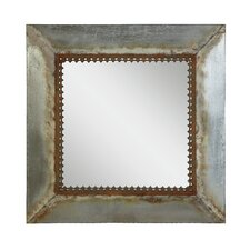 <strong>Creative Co-Op</strong> The Painted Porch Mirror (Set of 2)