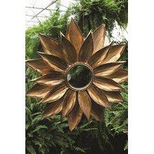 Uptown Dahlia Flower Mirror
