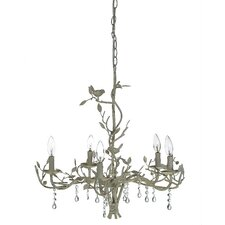 <strong>Creative Co-Op</strong> The Painted Porch Chandelier
