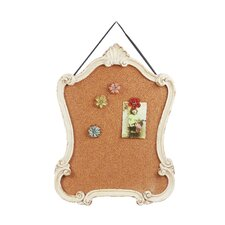 Wonderland Magnesia Framed Cork Board